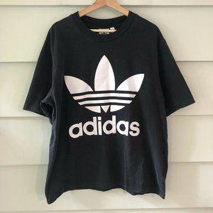 Adidas Originals Men's OVERSIZE TREFOIL TEE L
